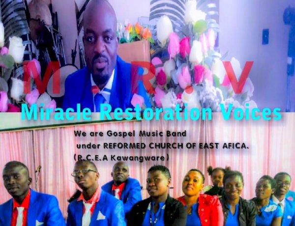 Francis Abucheri & The Miracle Restoration Voices - Wewe ni Mungu (You're God)