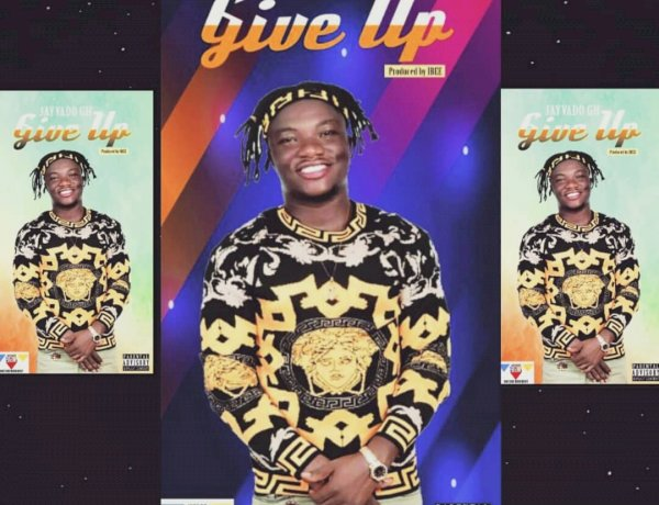 JayVado - Don't Give Up