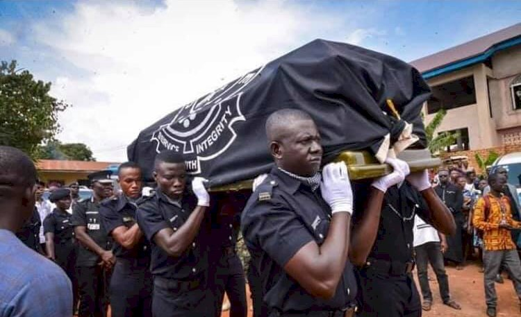 READ: L/CORPORAL MOHAMMED AWAL BURIED.