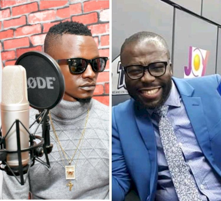 READ: VETERAN PRESENTER ANDY DOSTY OF HITZ FM APPLAUDS NANA A.