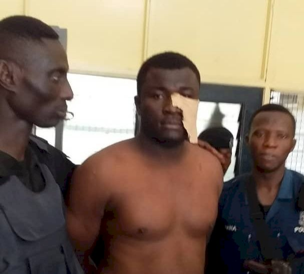 """READ: """"ALL THE POLICE MEN AND WOMEN IN KASOA SUBDIVISON KNOW ME"""" - Prime Suspect in Kasoa Police killing discloses."""