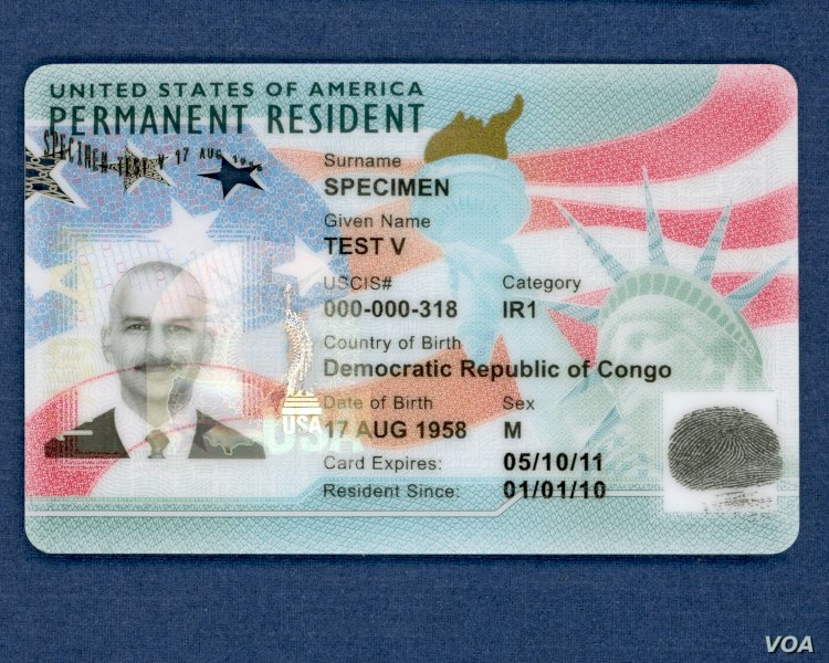 US GREEN CARD LOTTERY APPLICATION - APPLY NOW