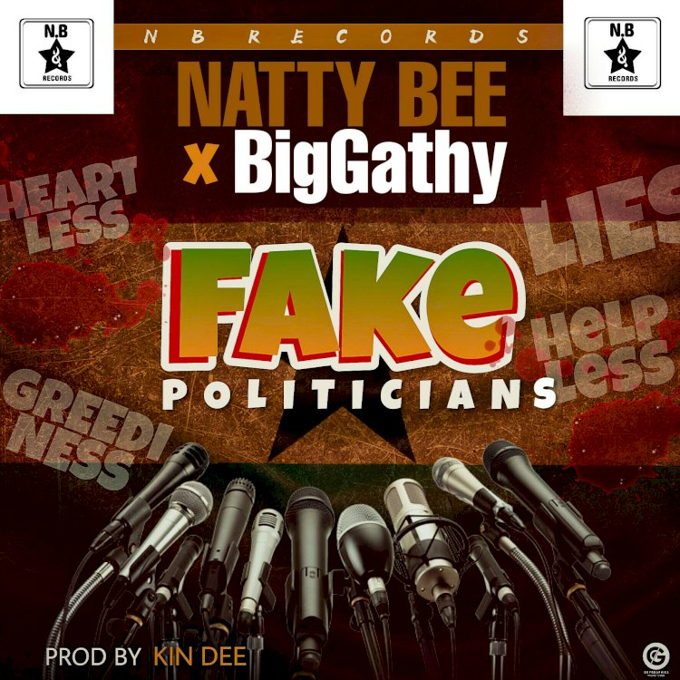 BEWARE OF FAKE POLITICIANS. NATTY BEE X BIGGATHY ARE ABOUT TO SET FAKE POLITICIANS ON FIRE.