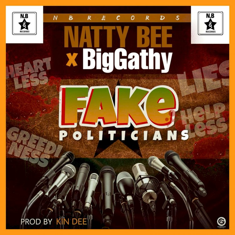 NATTY BEE SET TO RELEASE FAKE POLITICIANS ON FEBRUARY 1ST, 2020