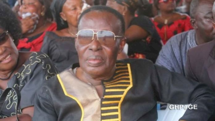 Veteran actor,Osofo Dadzie reportedly dead