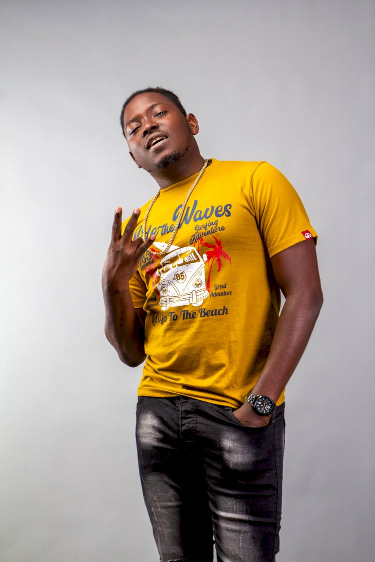 Get familiar with Ghanaian Producer cum Afrobeats & Dancehall specialist Alpha Bankz