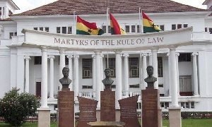 Despite Anas' revelation, the court system in Ghana is still weak and corrupt