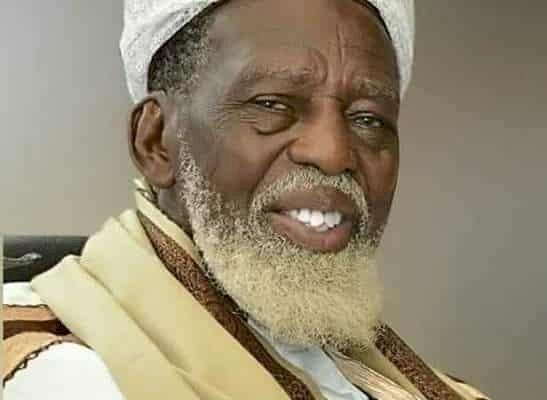 National Chief Imam: Sheikh Osman Nuhu Sharabutu Turns 102 Years Old Today – Here's His Biography Facts